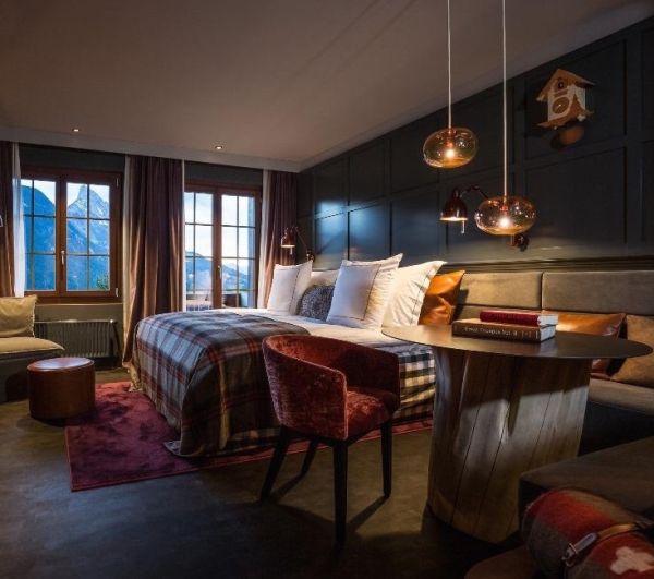 L'hôtel HUUS Gstaad, nouvel écrin majestueux pour séminaire à la montagne