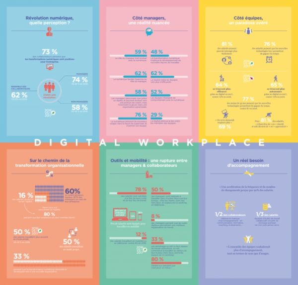 La transformation numérique : quelle perception ?