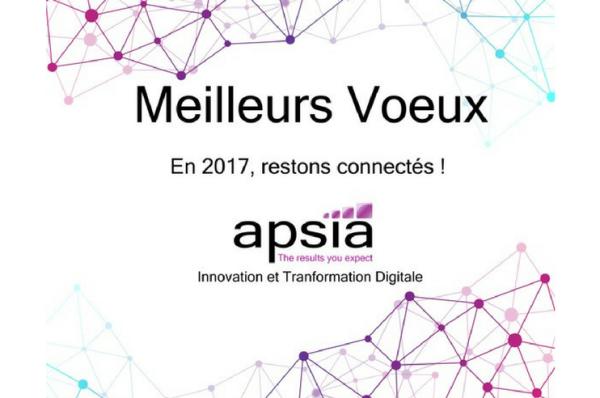 Apsia vous souhaite une très belle année 2017 !