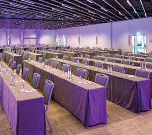 10 hôtels de grande capacité pour une convention en Suisse