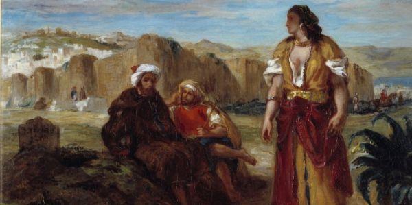 Transfert de Lilian Thuram au musée Delacroix