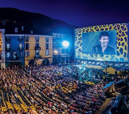 70è édition du Festival International du Film de Locarno : quand la Suisse devient capitale du cinéma.