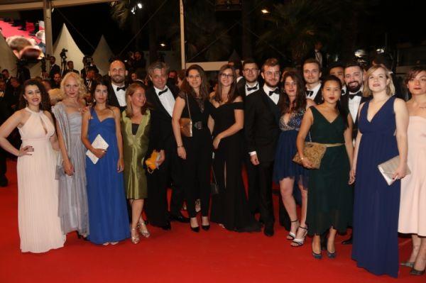 Les étudiants de LéCOLE the event thinking school invités du 71ème Festival de Cannes !