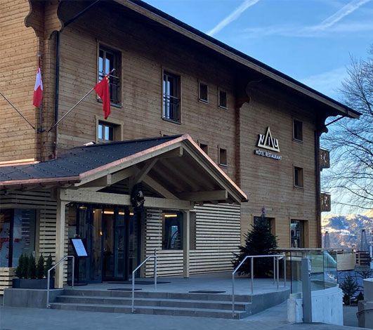 Réouverture de l'hôtel Viu dans les Alpes vaudoises : l'offre séminaire à Villars s'agrandit