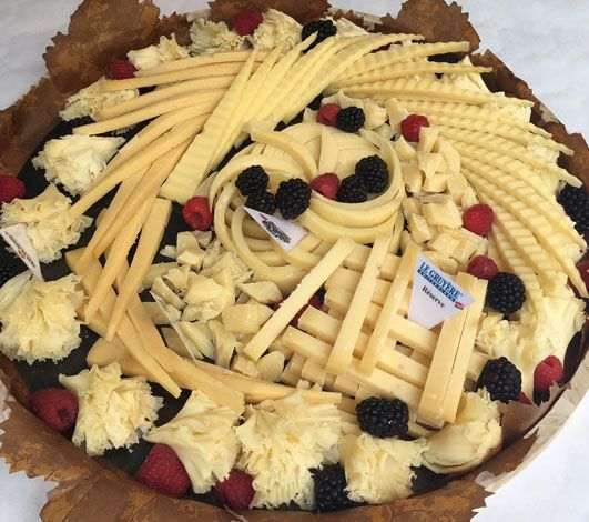 PépitesCulinairesSuisses#2 - Le bon goût des fromages