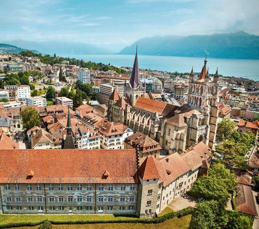 Lausanne, déjà Capitale Olympique, sacrée Capitale de Grands Vignobles