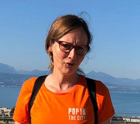 Emmanuelle Soubeyre, consultante RP : « J'ai osé Pop In Lausanne… Une aventure folle ! »