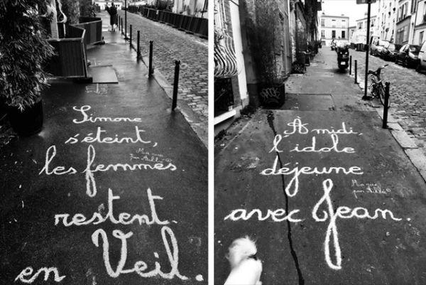Punchlines parisiennes avec Achbé