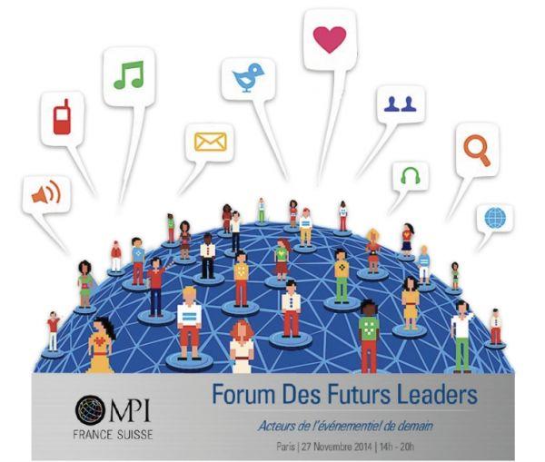 Forum des Futurs Leaders - acteurs de l'événementiel de demain