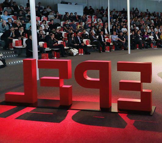 Les 50 ans de l'École polytechnique fédérale de Lausanne (EPFL) et ses liens grandissants avec l'évènementiel