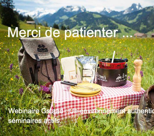 6 webinaires à (re)voir pour imaginer ou préparer un séminaire en Suisse.