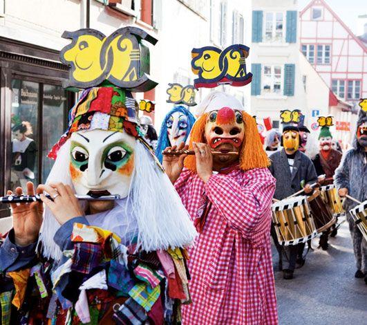 Saison des carnavals : la touche festive et locale à intégrer dans son évènement