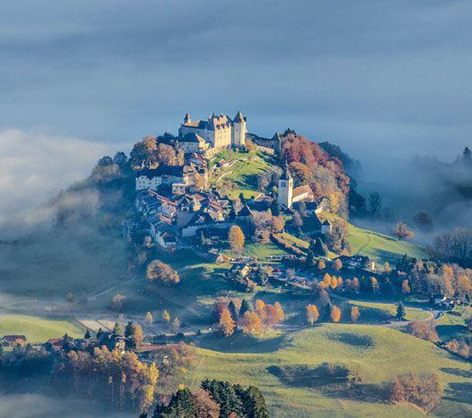 Trois villages suisses, pour des événements authentiques