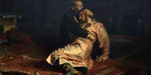 La vandalisation d'un célèbre tableau Ilia Répine