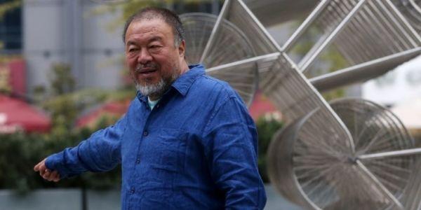 Démolition de l'atelier de Ai Weiwei à Pékin