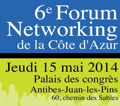 Forum Networking Côte d'Azur