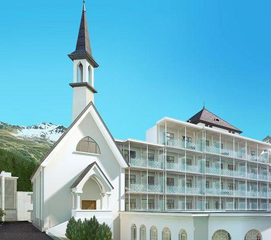 Hard Rock Hotels Davos : la montagne ça vous gagne !