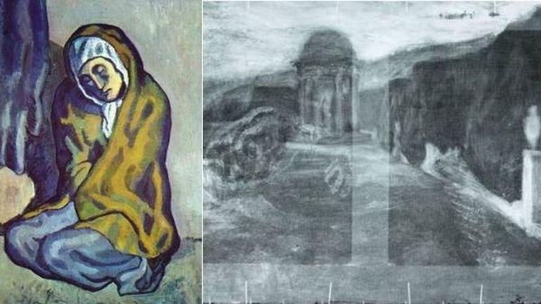 Picasso : Une oeuvre peut en cacher une autre