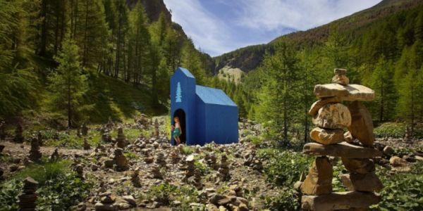 Du land art dans les Hautes-Alpes
