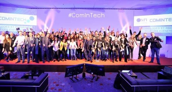 Devenez partenaire de ComInTech 2018 !