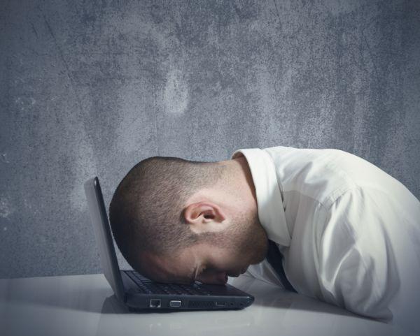 """""""Bore-out"""" : l'ennui au travail"""