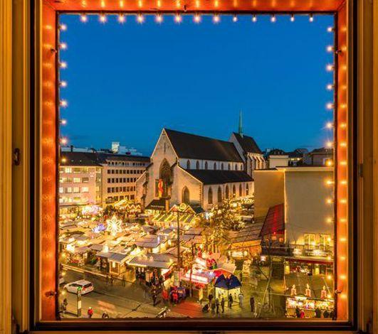 Les plus belles villes suisses pour un séminaire en hiver