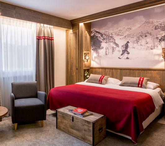 Réouverture : Nouveau confort, même esprit chalet à l'Hôtel Edelweiss de Genève