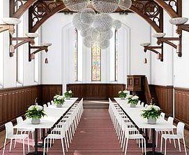 Spenglers Davos 4* : nouvel hôtel séminaire avec des salles insolites