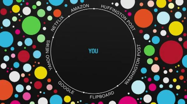 La bulle de filtre