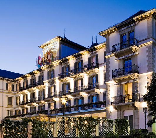 Au Grand Hotel du Lac de Vevey, 150e anniversaire rime avec offre spéciale séminaire