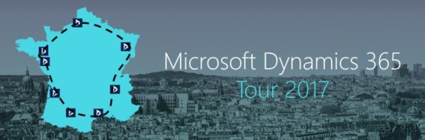 Dynamics 365 fait son Tour de France !
