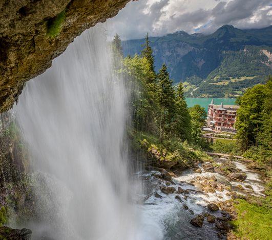 En Suisse, l'eau coule de source : un formidable terrain de jeu pour des incentives