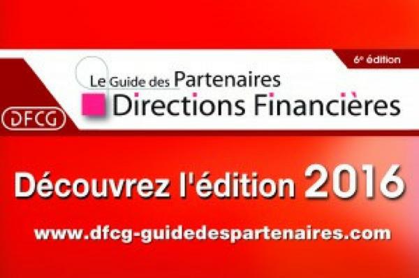 Apsia rejoint le Guide des Partenaires de la DFCG 2016