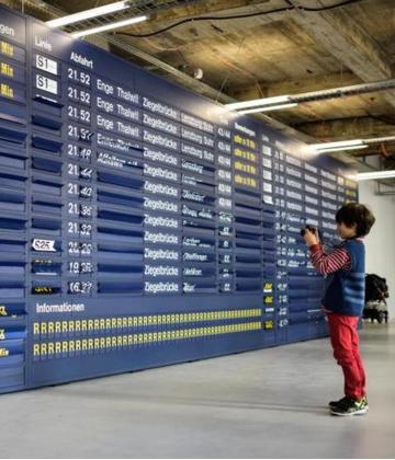 Le MuDA, 1er musée d'Art numérique en Europe, s'installe à Zurich en Suisse