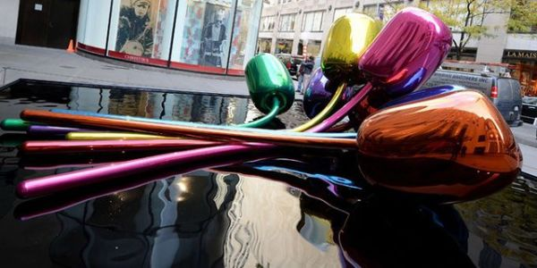 Affaire Jeff Koons et Paris : la suite