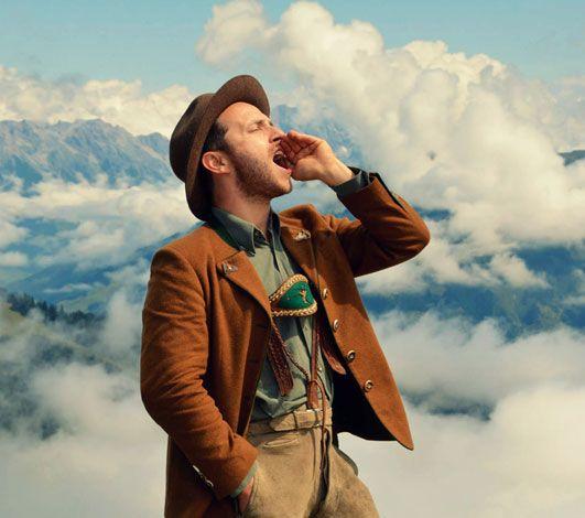 Le yodel, une animation ou activité incentive insolite, descendu tout droit de l'alpage suisse