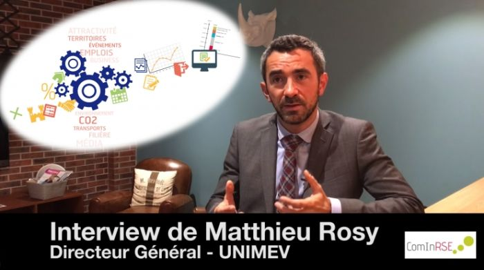 Interview de Matthieu Rosy - le calculateur de performance globale, UNIMEV et ComInRSE