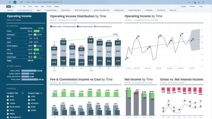 SAP et la planification budgétaire