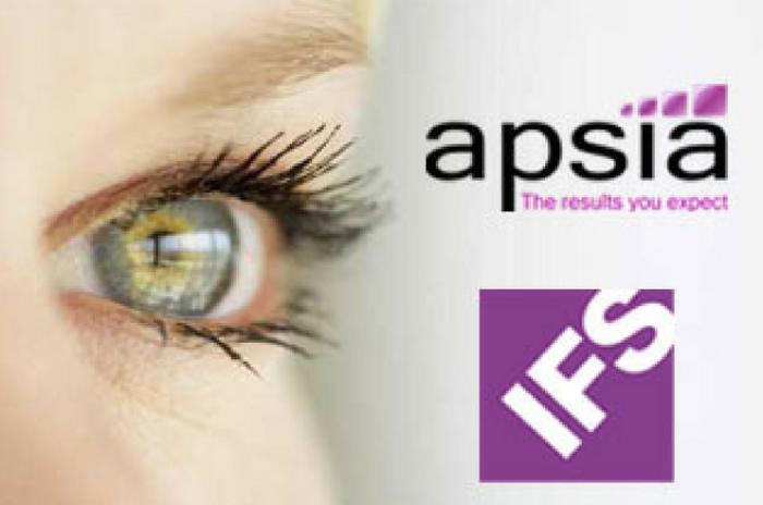 IFS, l'ERP recommandé par Apsia désormais leader !