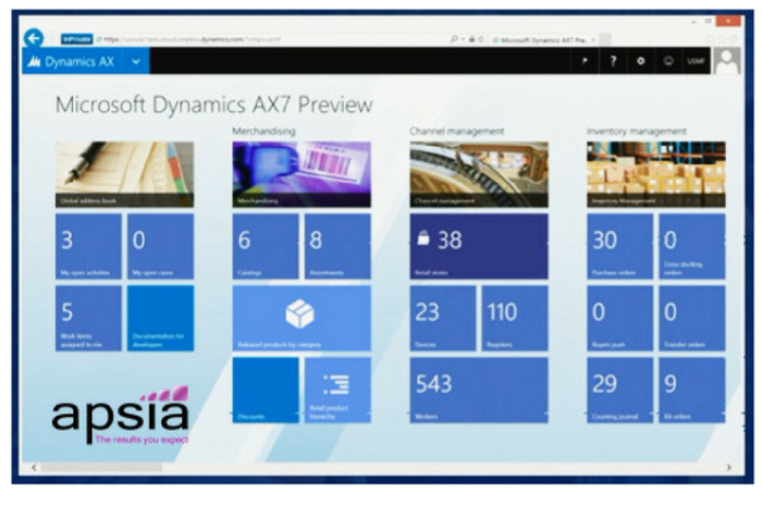 Microsoft passe au cloud first pour son ERP Dynamics AX !
