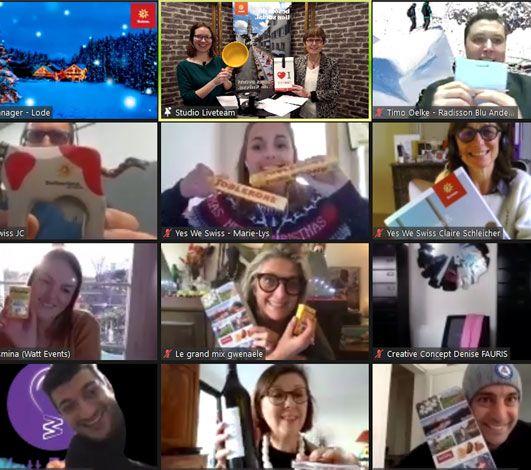 Suisse Post-Noël Challenge ou comment garder le lien avec sa communauté grâce au digital.