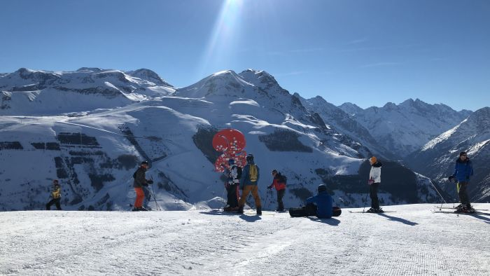 Le Ski-Break Apsia