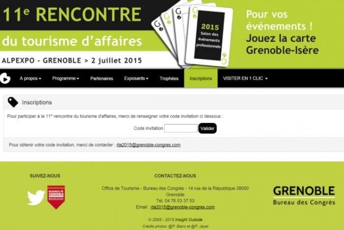 MPI France sera présent à la 11e rencontre du tourisme d'affaires de Grenoble !