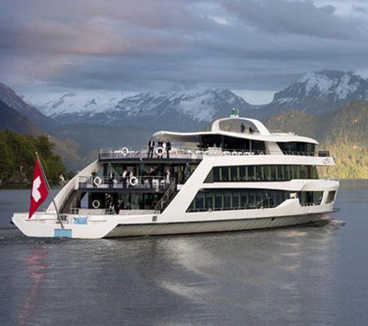 MS Diamant, nouveau joyaux aquatique pour vos événements en Suisse.