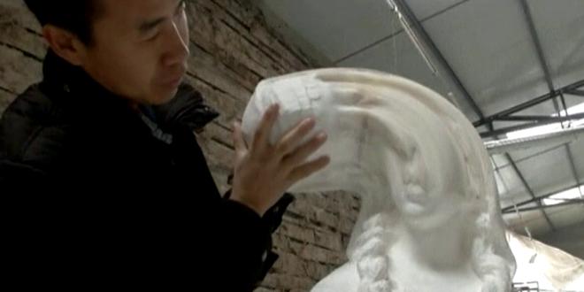 Rendez vous New-Yorkais :Les sculptures flexibles étonnent !