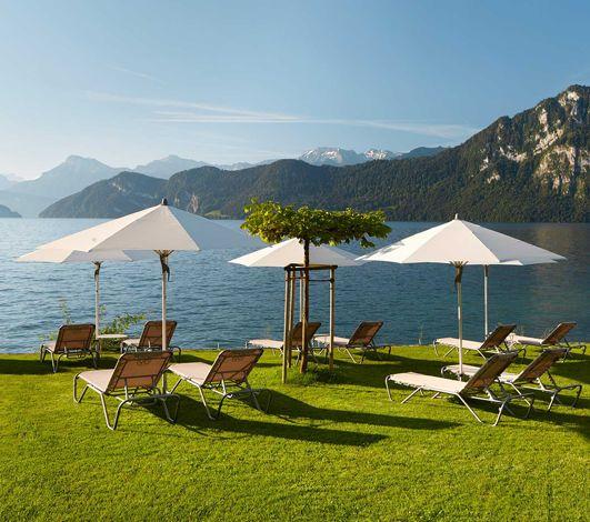 Réouverture du Campus Hotel Hertenstein, un des plus beaux spots pour séminaires du lac des Quatre-Cantons