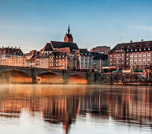 Les villes à taille humaine ont la cote #1 Bâle - un séminaire dans la cité rhénane