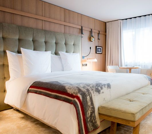 Le Schweizerhof Zermatt nouvelle version, une adresse incentive au luxe minimaliste à la montagne