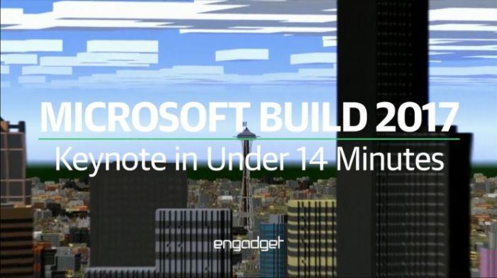 [VIDEO] BUILD 2017: Microsoft place l'Intelligence Artificielle au coeur de nouveaux services et de nouvelles solutions