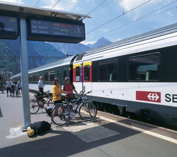 La culture ferroviaire de la Suisse, un atout événementiel